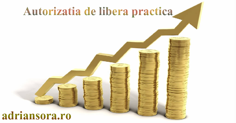 Autorizația de liberă practică, cotizația și taxe