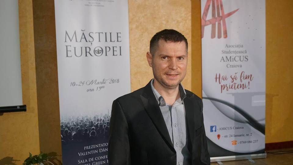 """""""Măștile Europei"""" a doua prezentare"""