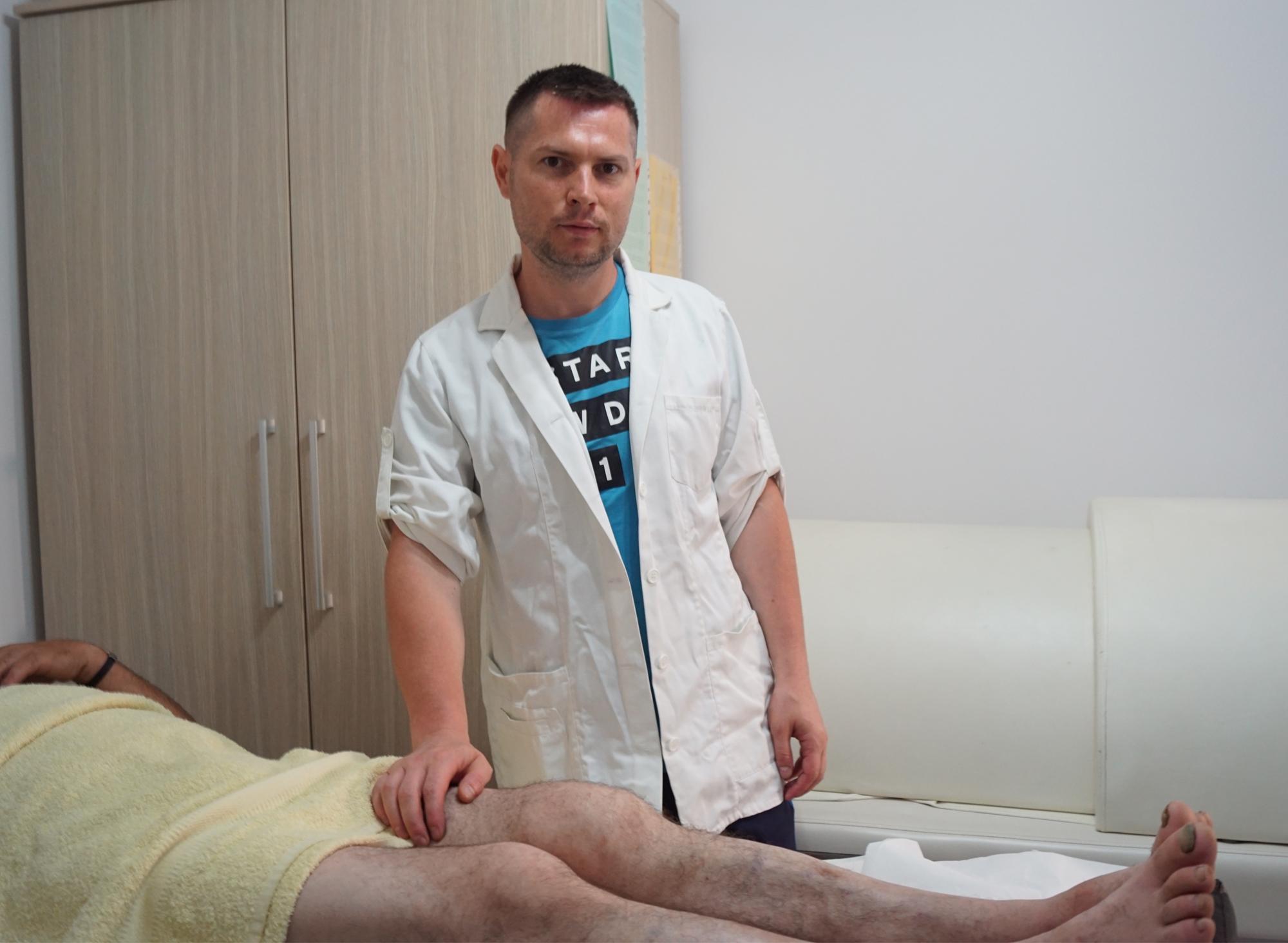 Evaluarea genunchiului