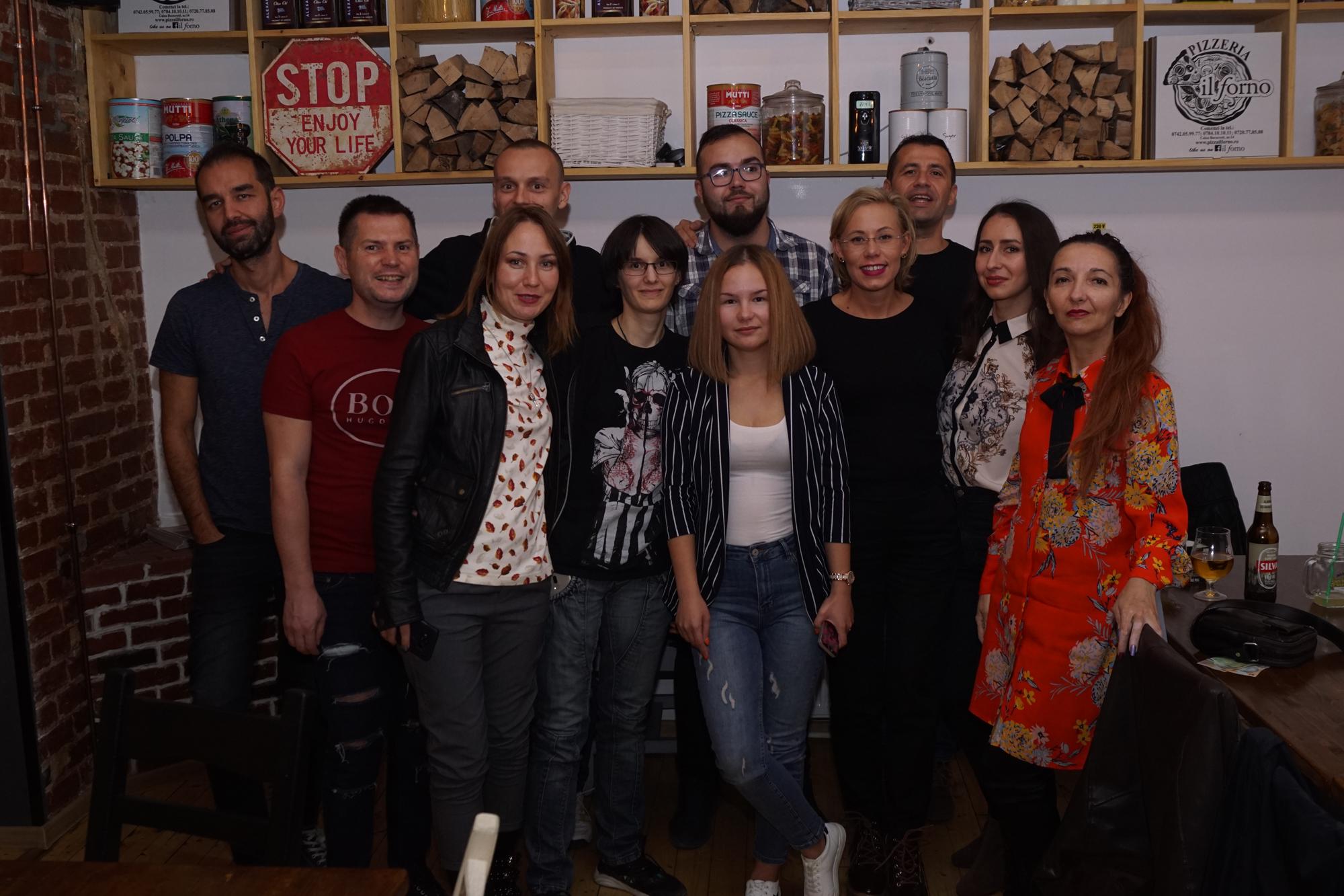 Intâlnirea bloggerilor craioveni