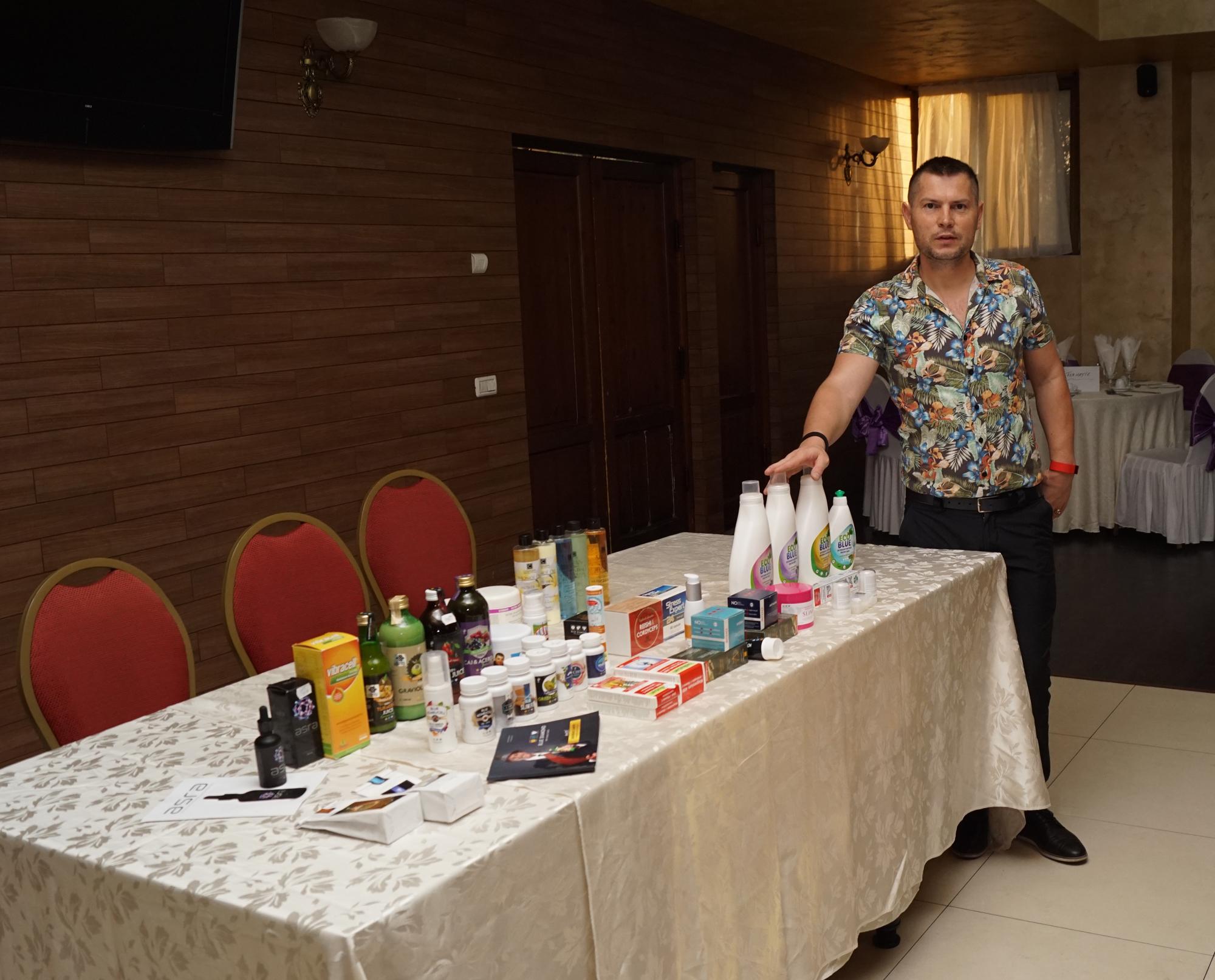 prezentare produse