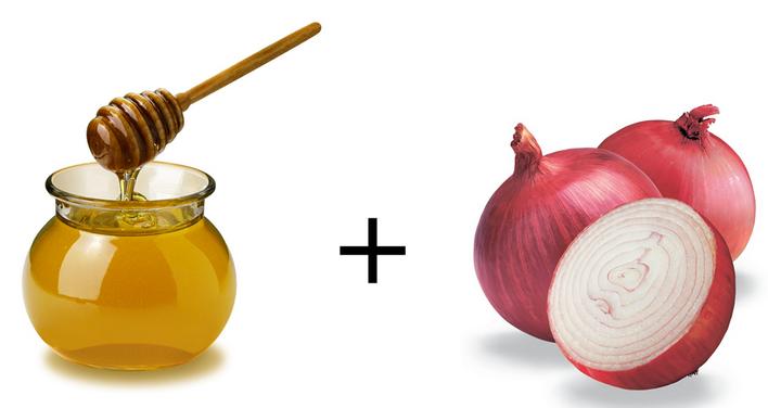 Siropul de ceapă și miere
