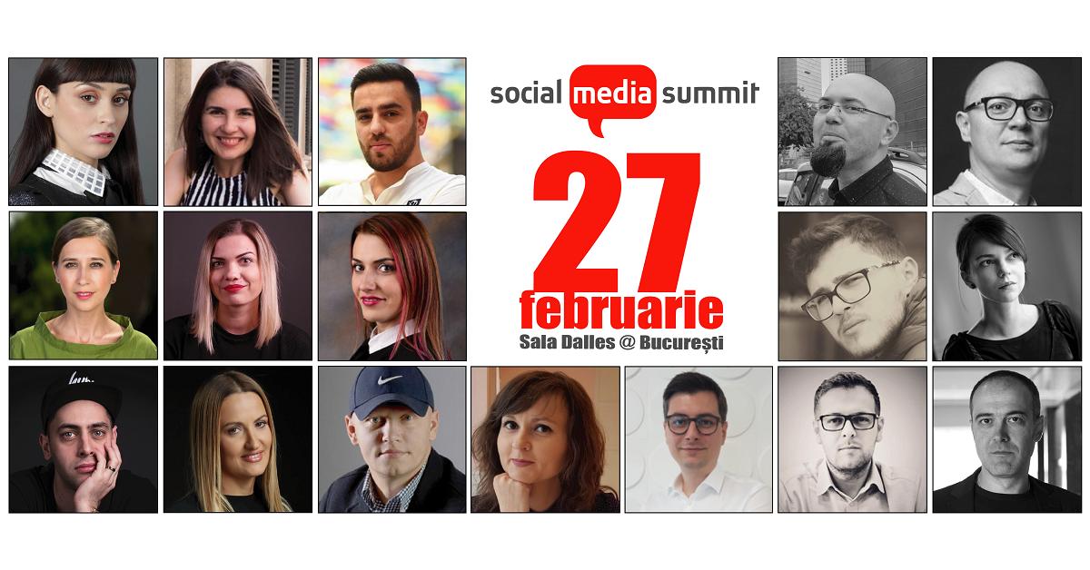 Social Media Summit Bucureşti