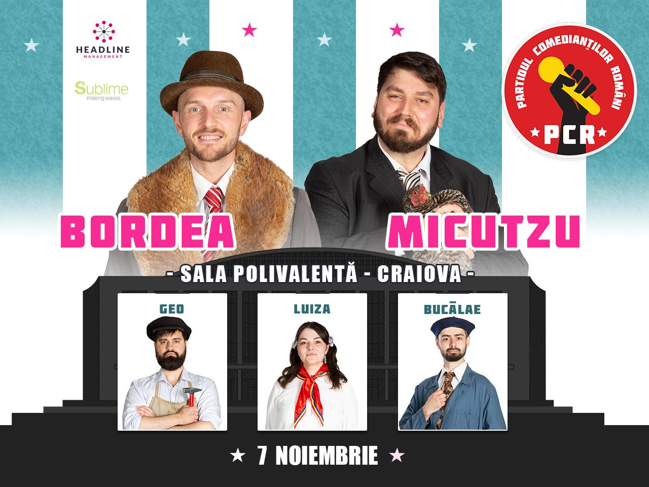 Partidul Comedianților Români la Craiova