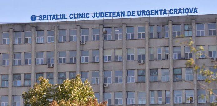 Spitalul Clinic Județean de Urgență din Craiova.
