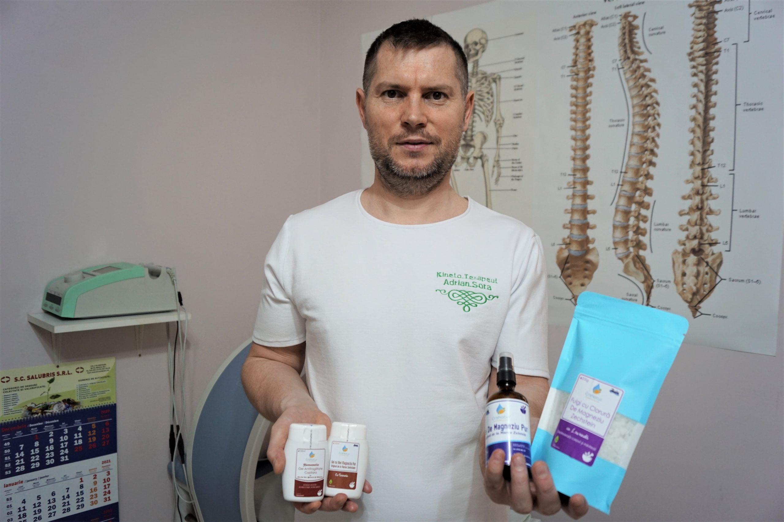Terapia cu magneziu transdermic